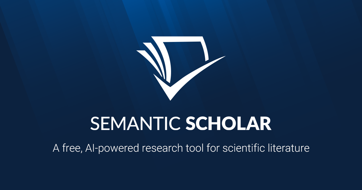 Semantic Scholar | AI-Powered Research Tool